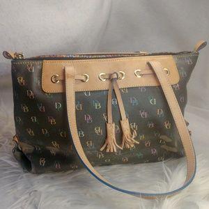 Authentic fair condition Dooney & Bourke purse